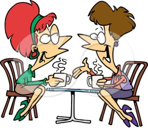 1046439-royalty-free-rf-clip-art-illustration-of-cartoon-friends-talking-over-coffee
