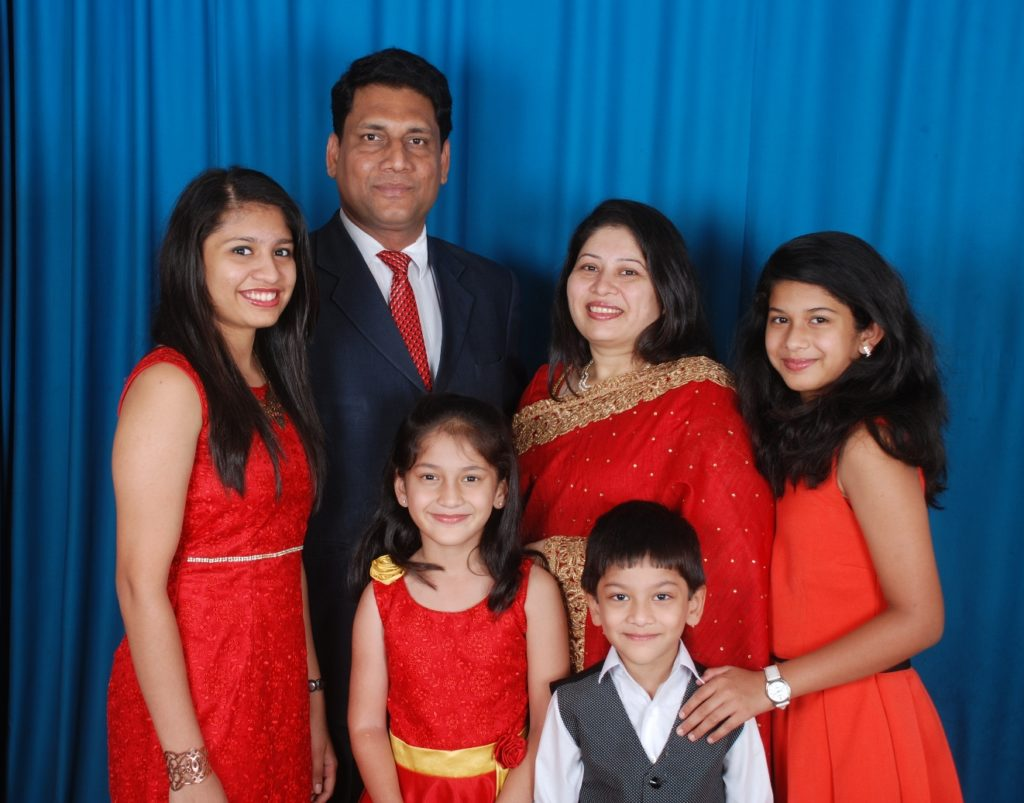 dilip_family